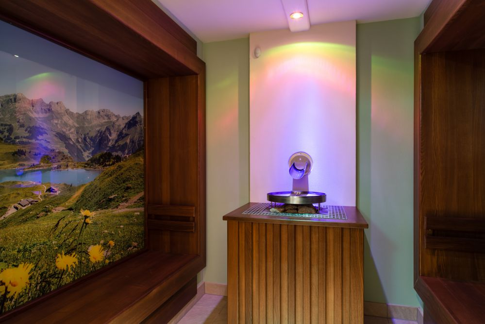 Day Spa Titlis Resort, Dampfsauna