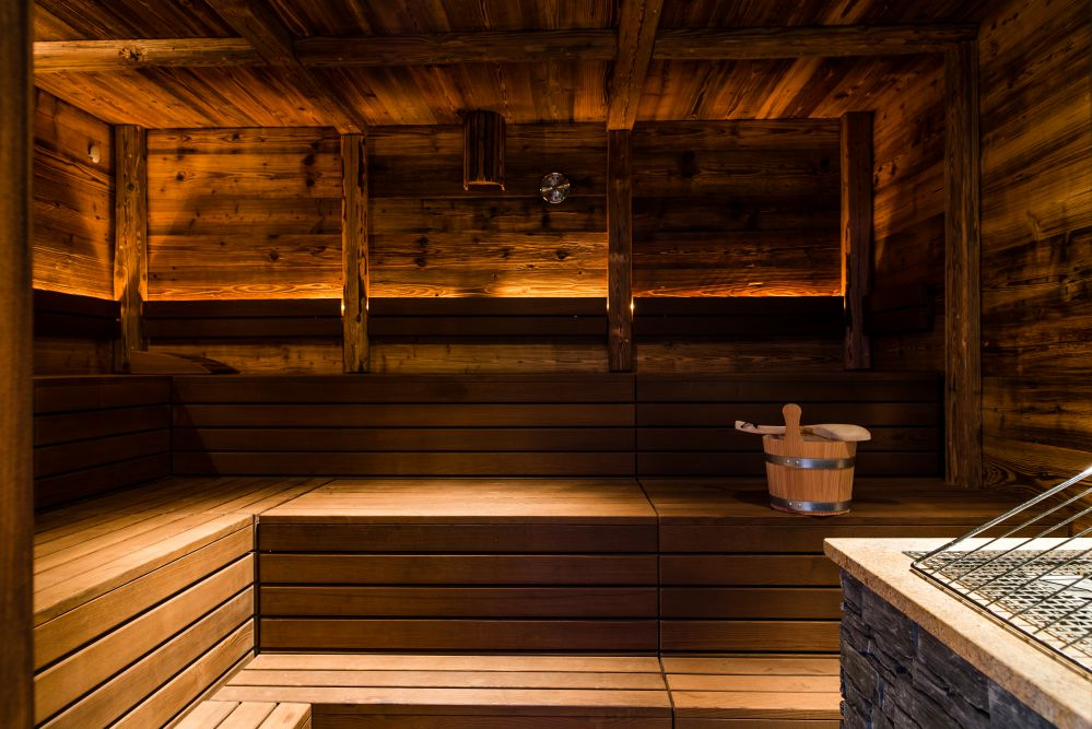 Day Spa Titlis Resort, Finnish Sauna