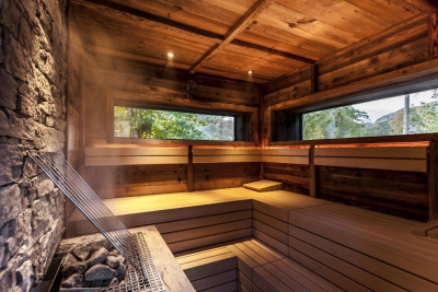 Brimstone Spa, Finnish Sauna